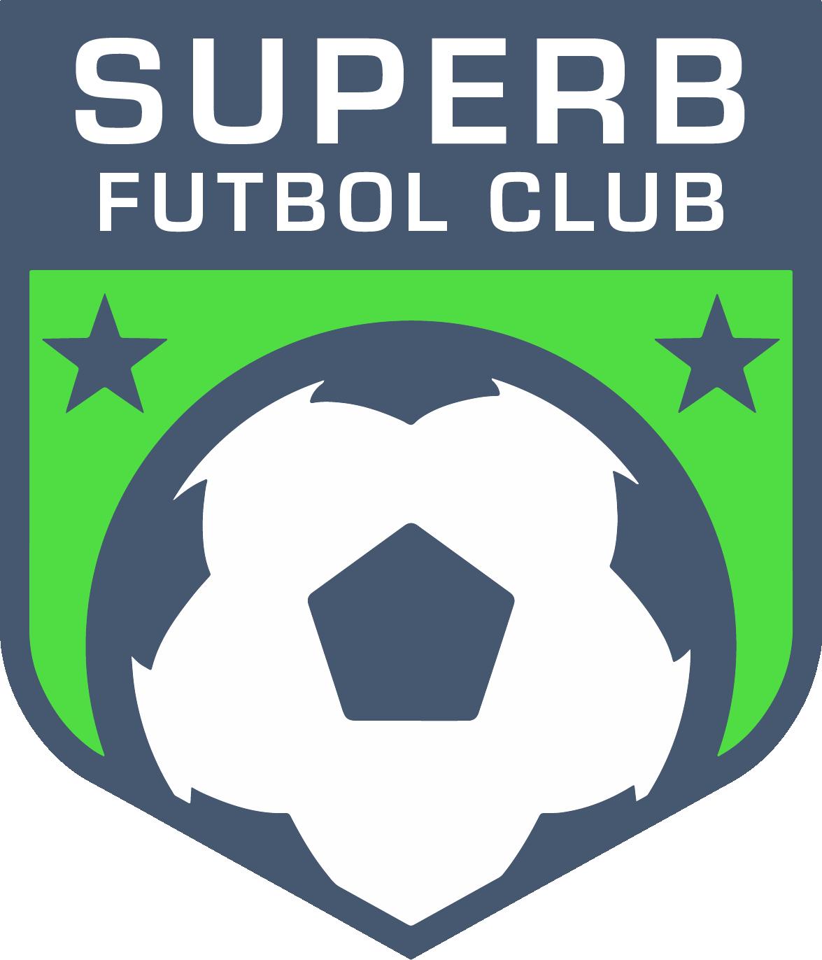 Superb Futbol Logo